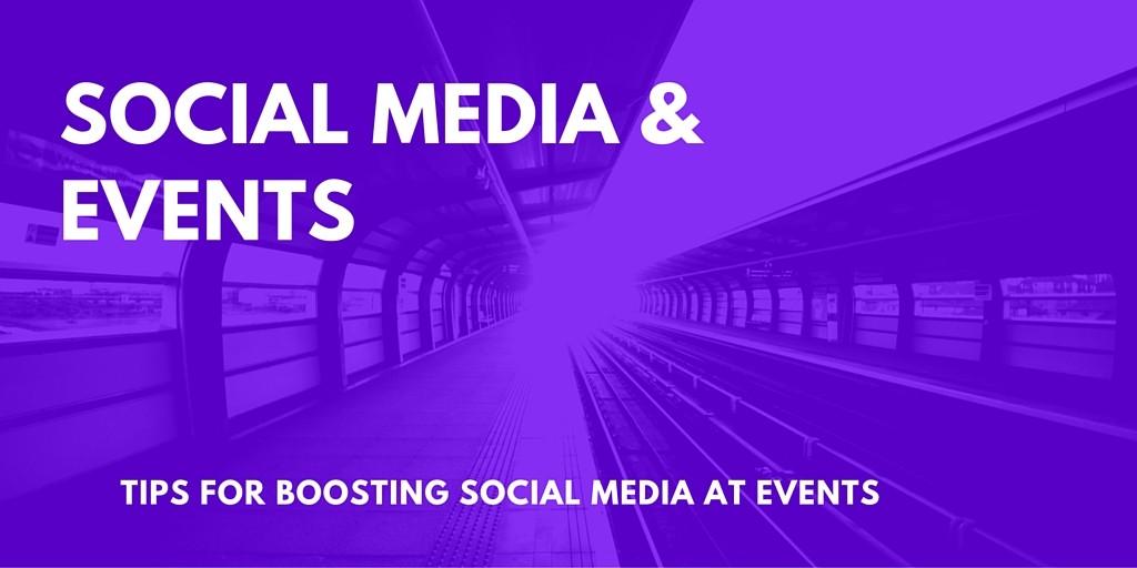 Social media & events (1)