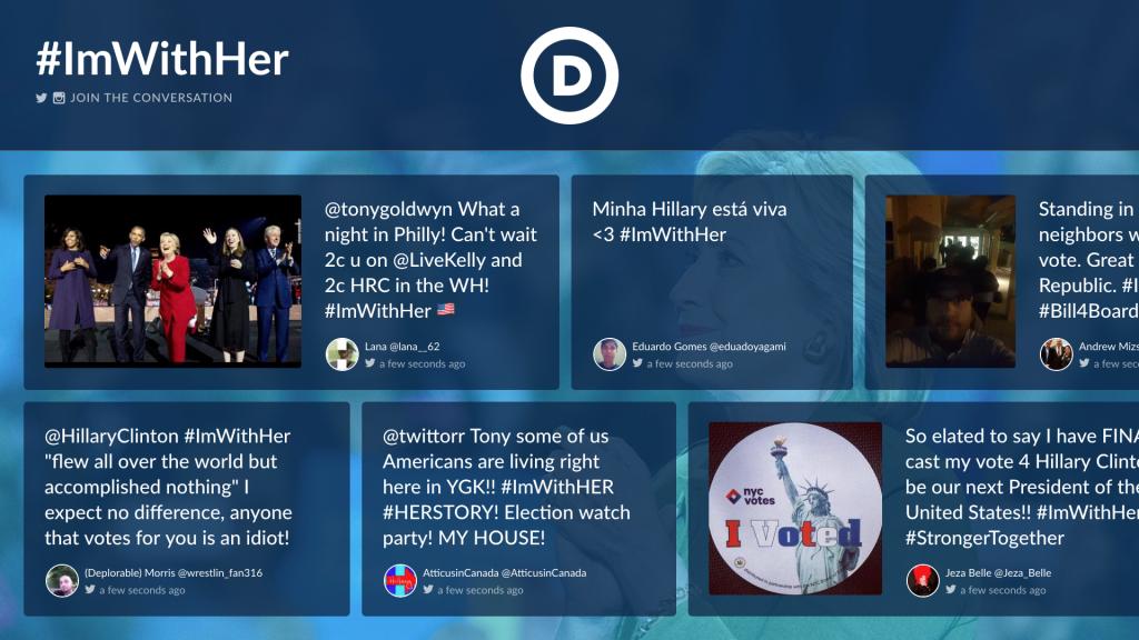 2016 Election - Vote Democrat