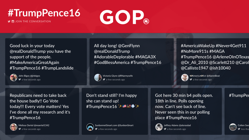 2016 Election - Vote Republican